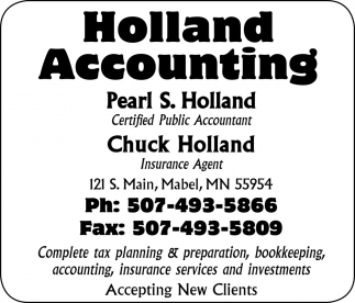 Complete Tax Planning & Preparation
