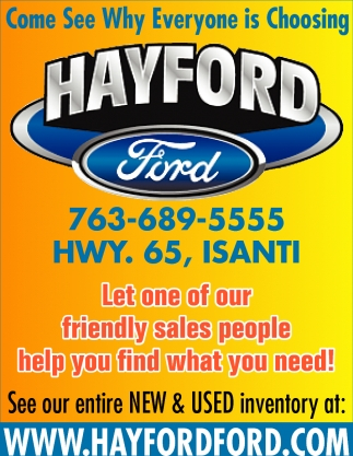 Let One of Our Friendly Sales People Help You Find what You Need!