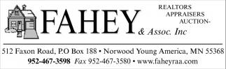 Realtors, Appraisers & Auction