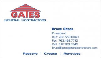 Gates General Contractors