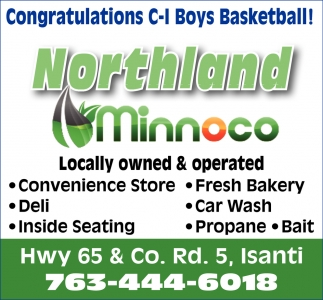 Congratulations C-I Boys Basketball!