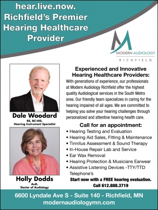 Experienced and Innovative Hearing Healthcare Providers