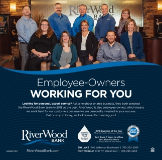 Employee-Owners Working for You