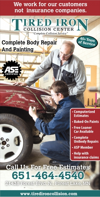 Complete Body Repair & Painting