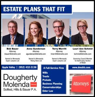 Estate Plans that Fit
