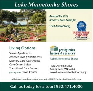 Lake Minnetonka Shores