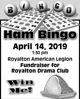 Ham bingo