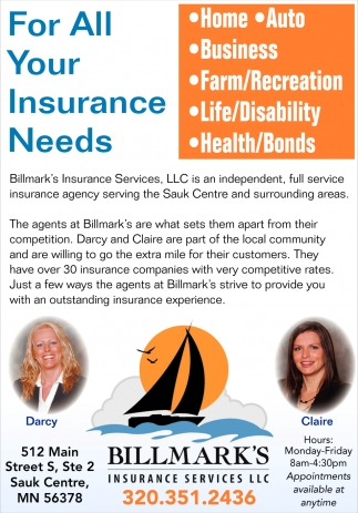 For All Your Insurance Needs