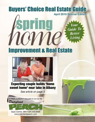 Spring Home Improvement & Real Estate