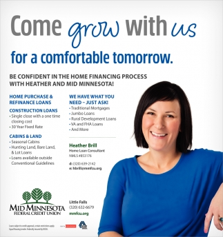 Come Grow with Us for a Comfortable Tomorrow
