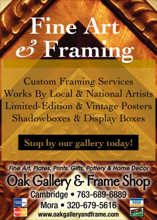 Fine Art & Framing