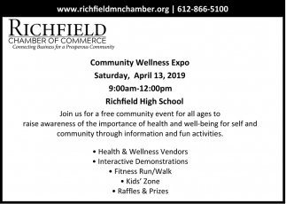 Community Wellness Expo