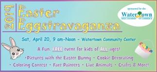2019 Easter Eggstravaganza