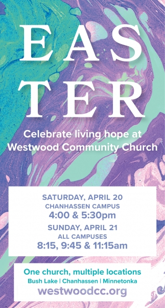 Celebrate Living Hope at Westwood Community Church