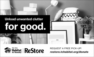 Unload Unwanted Clutter for Good