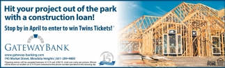 Stop by in April to Enter to Win Twins Tickets!