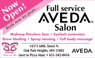 Full Service Aveda Salon