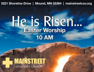 He is Risen... Easter Worship