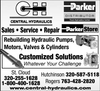 Sales, Service & Repair
