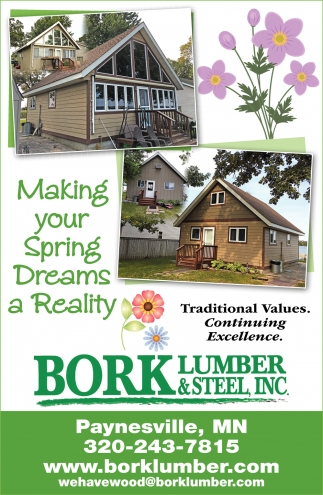 Making Your Spring Dreams a Reality