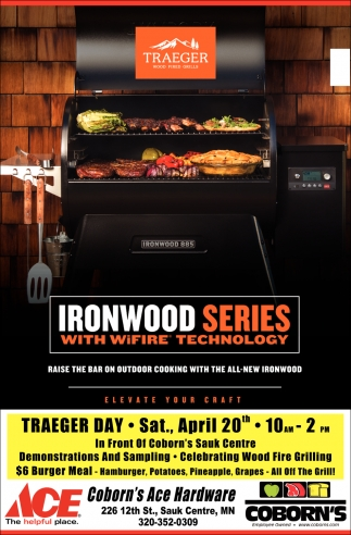Traeger Day