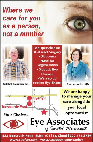 We are Happy to Manage Your Care Alongside Your Local Optometrist
