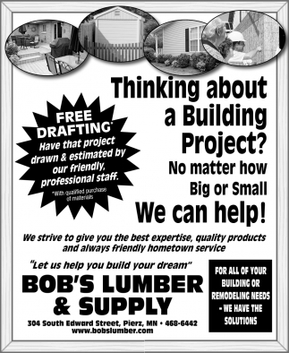 Thinking About a Building Project?