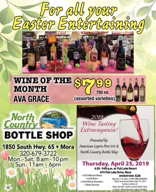 For All Your Easter Entertaining