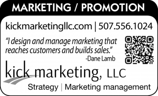 Marketing/ Promotion