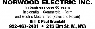 In Business Over 60 Years