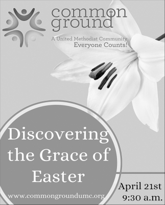 Discovering the Grace of Easter